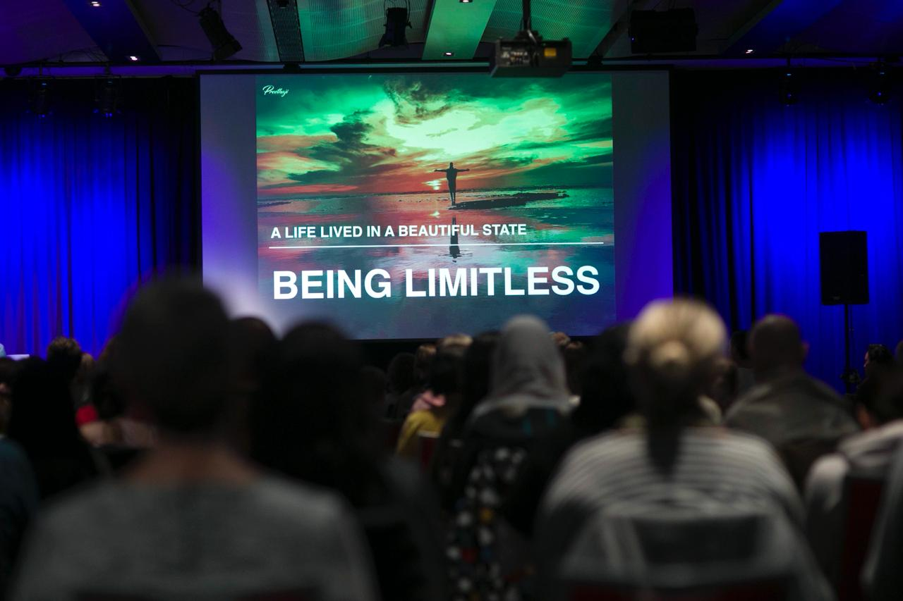 The Being Limitless course mentored by Preethaji took off with great zeal and enthusiasm at Sydney, Australia.